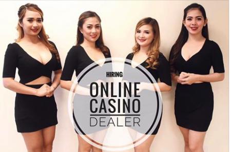Online dealer casino hiring русская рулетка играть онлайн бесплатно игры