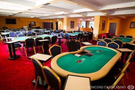Concord Card Casino AUSTRIA