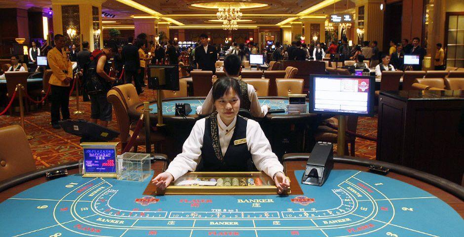 recruitment for the casino