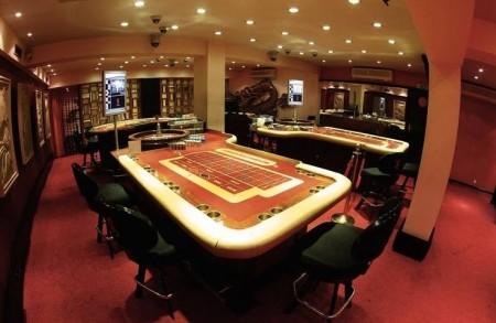 Caesar's Casino in Kinshasa Congo