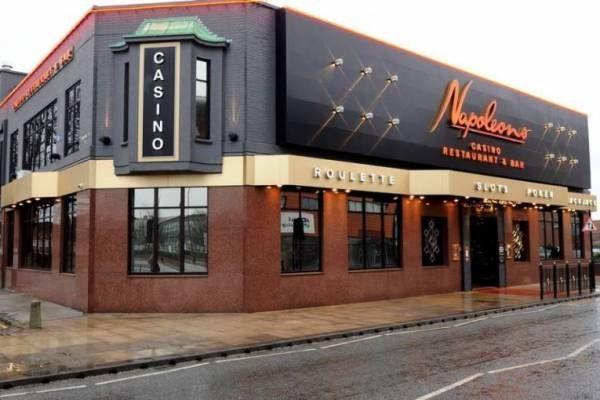 Napoleons casino Hull